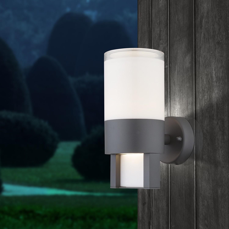LED-buitenlamp Nexa I, Globo Lighting
