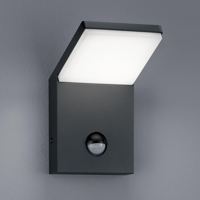 Bekannt LED-Außenleuchte Pearl I - Aluminium / Kunststoff | home24 FP38