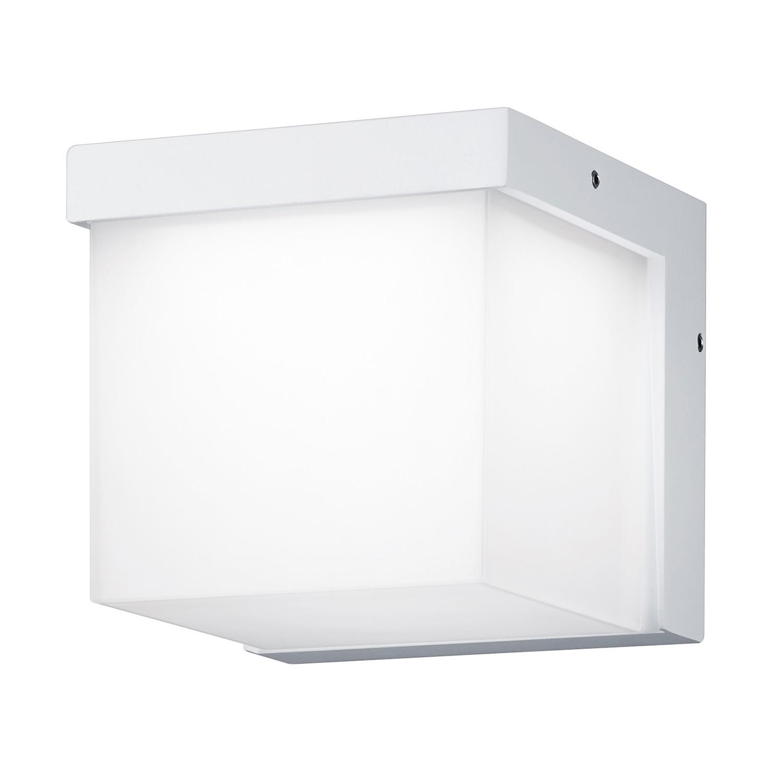 EEK A+, LED-Außenleuchte Yangtze - Kunststoff / Aluminium - 1-flammig, Trio