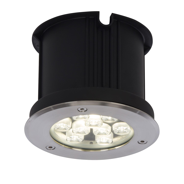 Spot encastrable LED extérieur Derby Rot