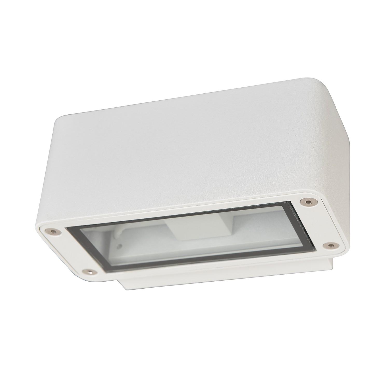 Lampada LED da parete per esterni 50/50, Naeve