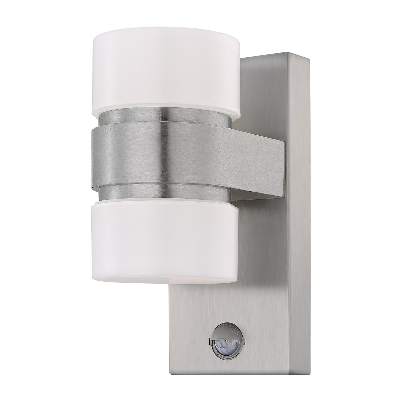 home24 LED-Auáenwandleuchte Atollari