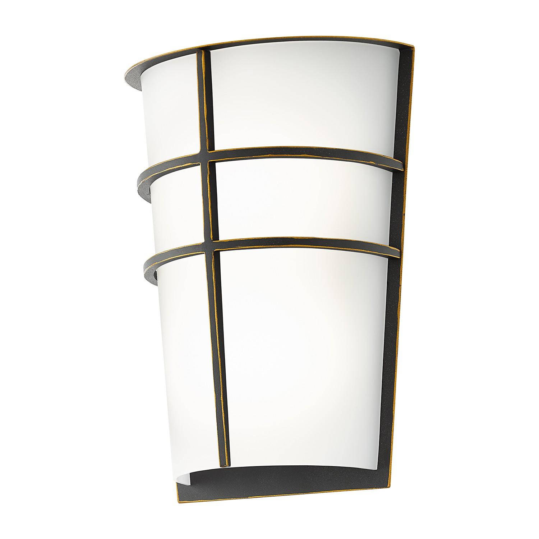 Applique extérieure LED Breganzo I