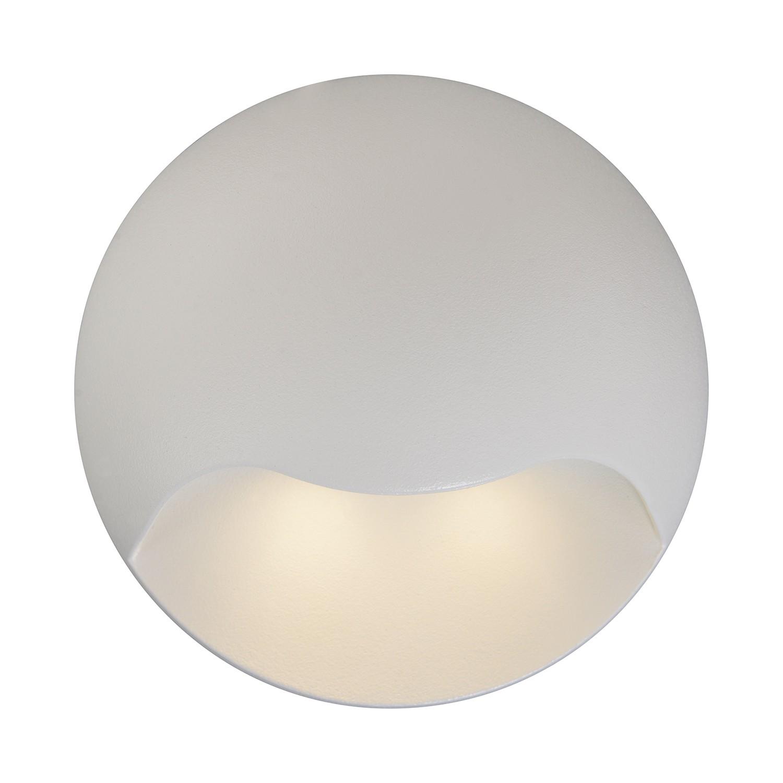 Lampada LED da parete per esterni Cycle, Naeve