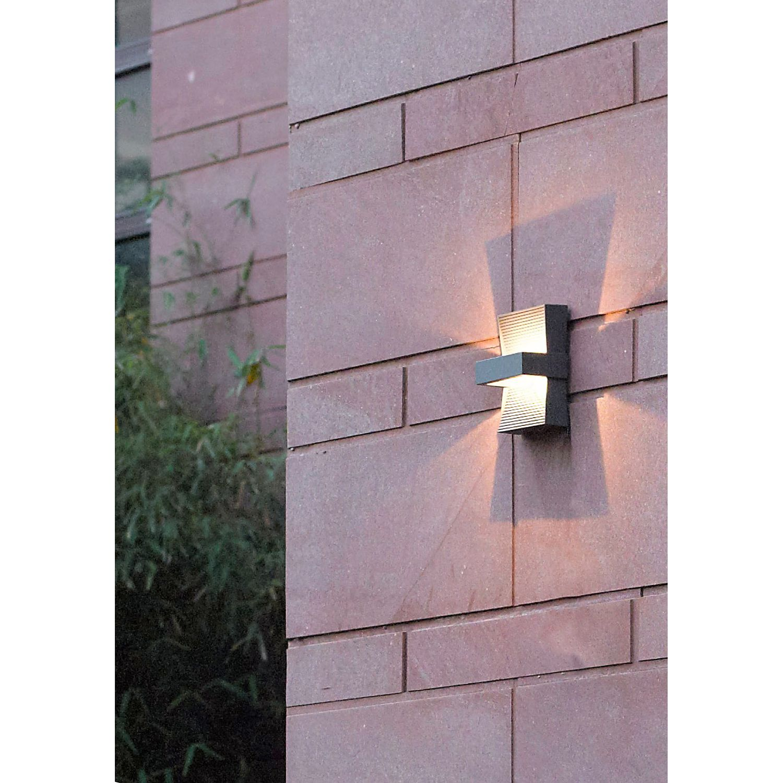Applique murale d'extérieur LED Midway