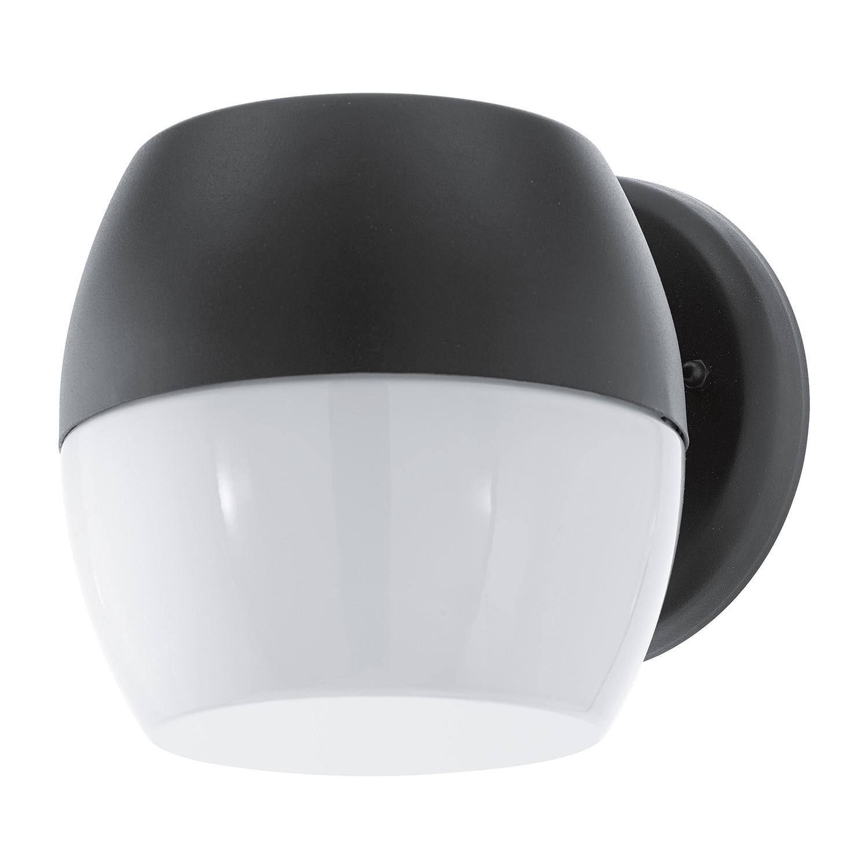 home24 LED-Auáenwandleuchte Oncala