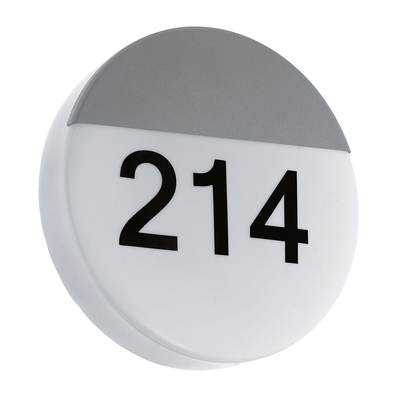 home24 LED-Auáenwandleuchte Oropos