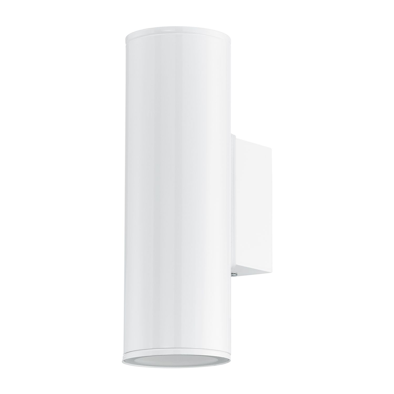 home24 LED-Auáenwandleuchte Rigan Fina II