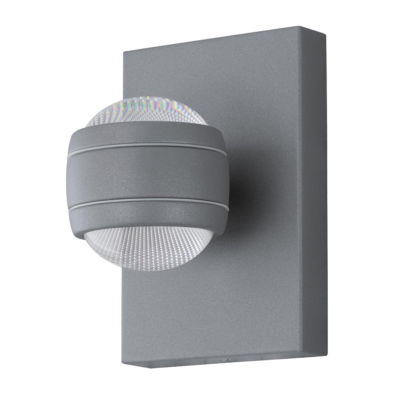 home24 LED-Auáenwandleuchte Sesimba I