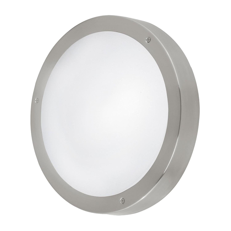 home24 LED-Aussenwandleuchte Vento Rotondo I