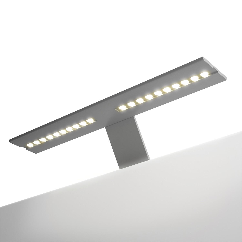 goedkoop energie A+ LED verlichting Skøp chroomkleurig 2 delige set Skop