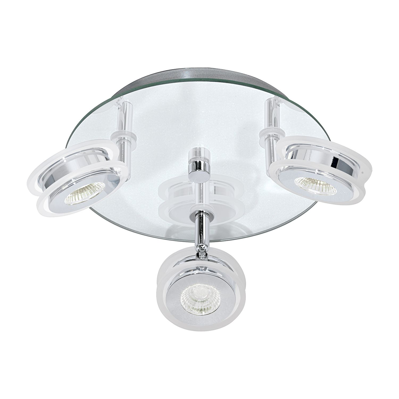 home24 LED-Deckenleuchte Agueda II