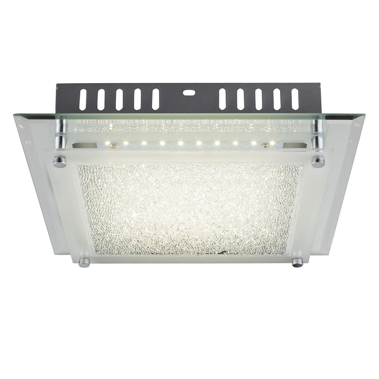 home24 LED-Deckenleuchte Aisha