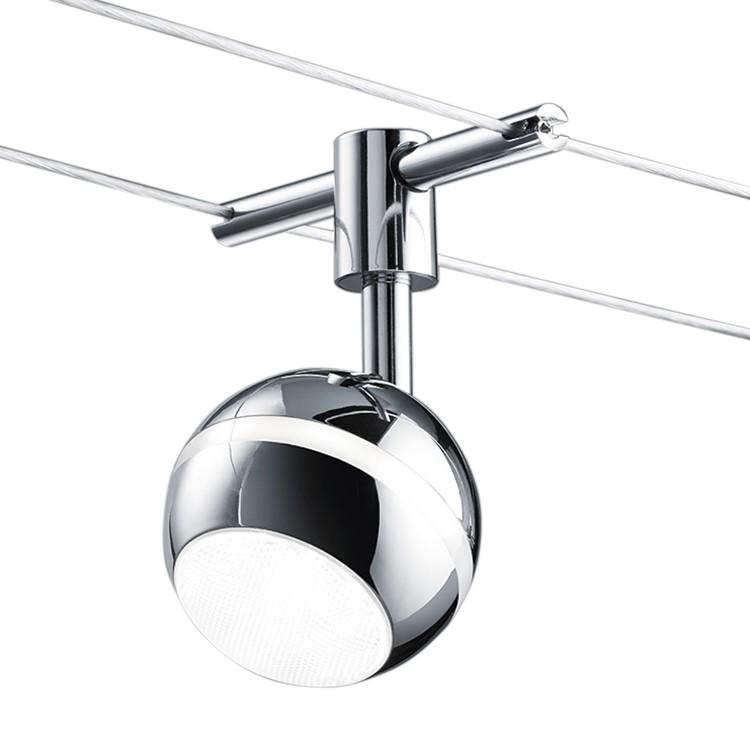 home24 LED-Deckenleuchte Baloubet