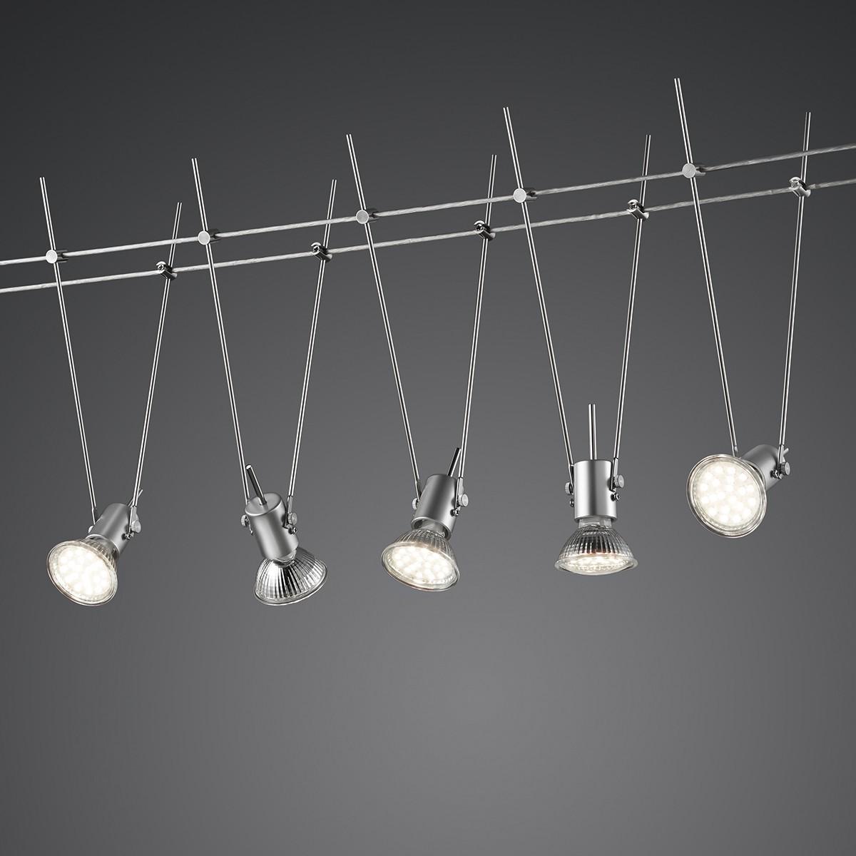 home24 LED-Deckenleuchte Basic
