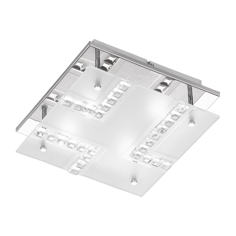 LED-Deckenleuchte Bois