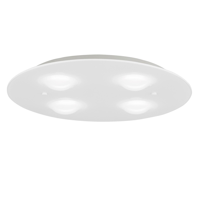 home24 LED-Deckenleuchte Calliope