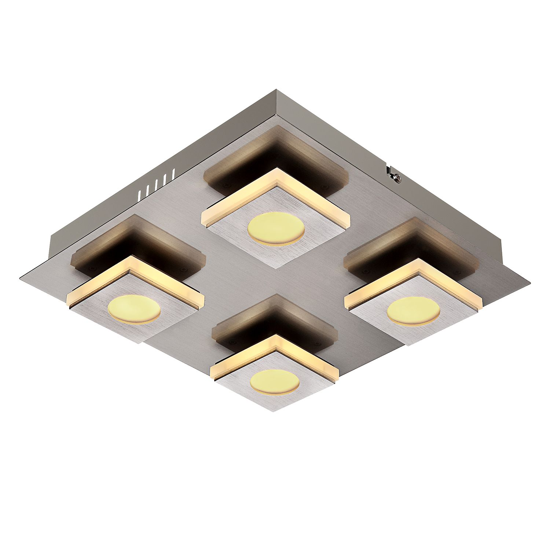 home24 LED-Deckenleuchte Cayman