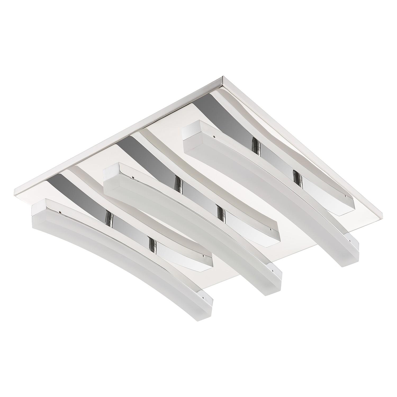 EEK A+, LED-Deckenleuchte Colmar II - Metall / Acrylglas, Wofi