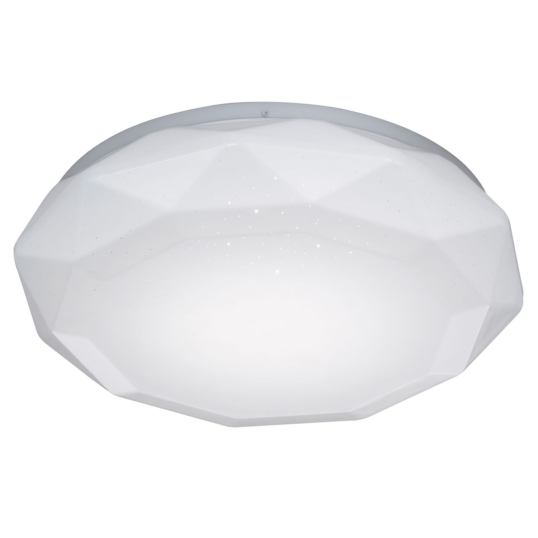 home24 LED-Deckenleuchte Facet