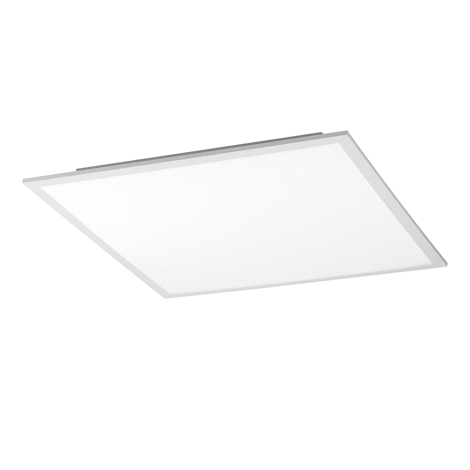 home24 LED-Deckenleuchte Flat Panel I