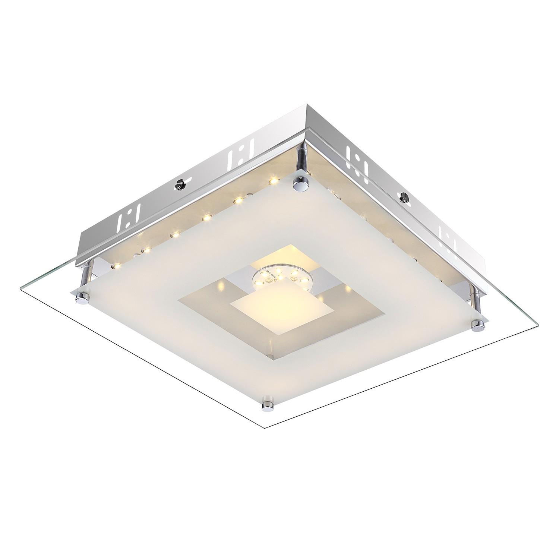home24 LED-Deckenleuchte Franco