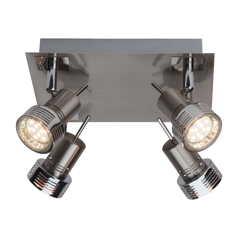 home24 LED-Deckenleuchte Kassandra 4-flammig