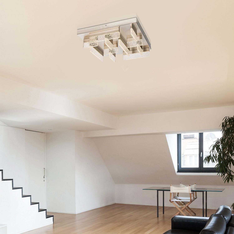 home24 LED-Deckenleuchte Klaus III