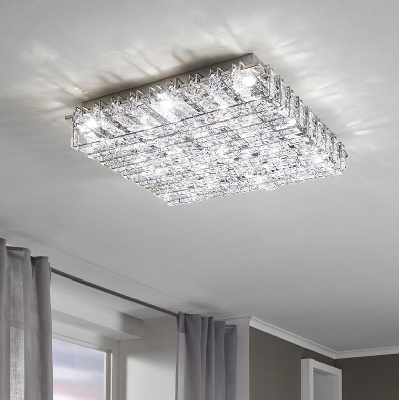 Plafonnier LED Lonzaso