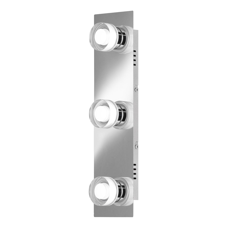 EEK A+, LED-Deckenleuchte Lorient - Acrylglas / Metall - 3-flammig, SPA line
