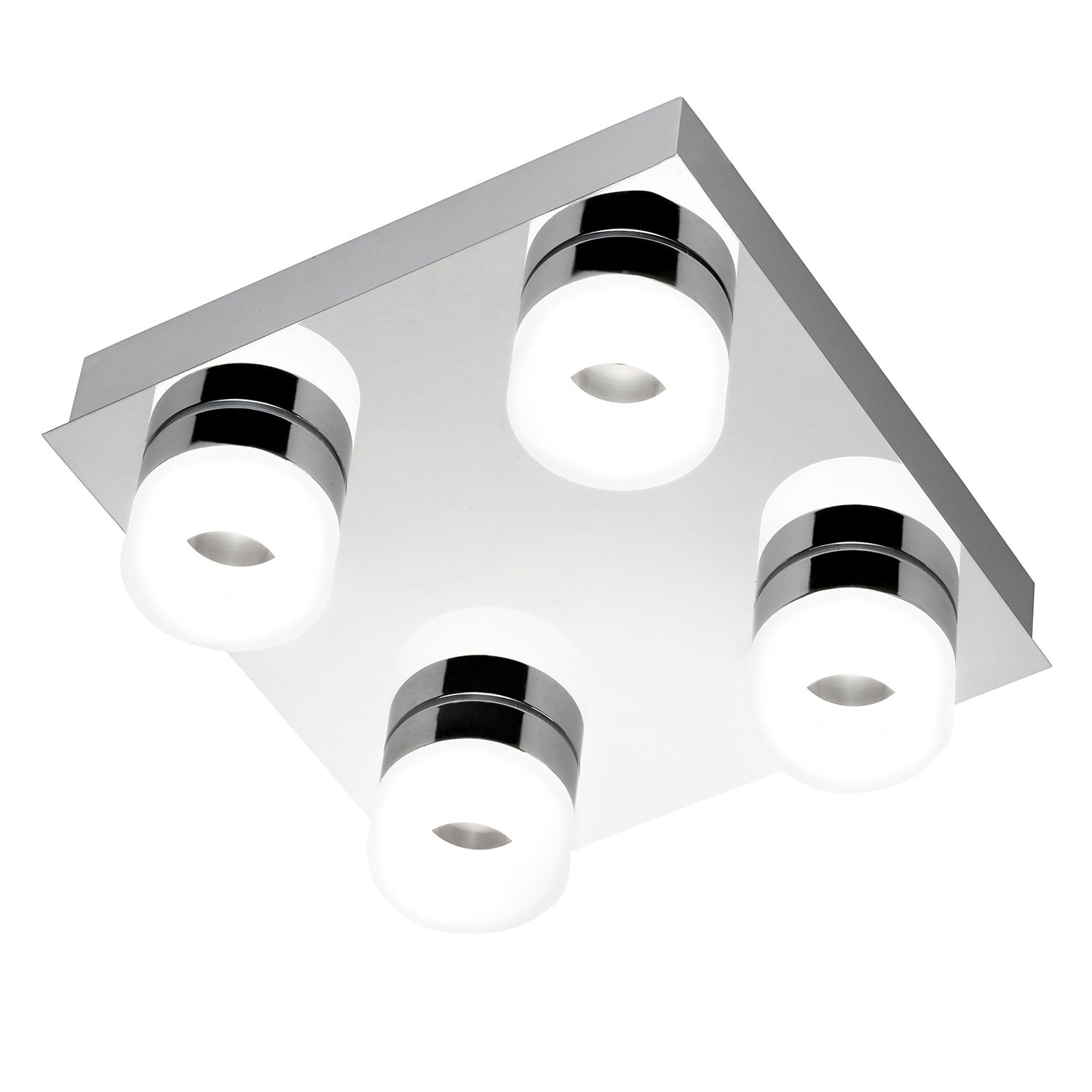home24 LED-Deckenleuchte Luce