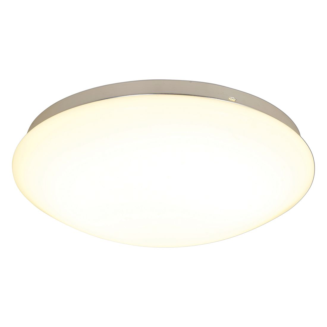 LED Deckenleuchte Modern - Glas - Weiß, Näve