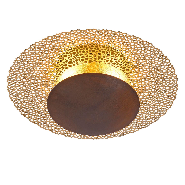 home24 LED-Deckenleuchte Nevis Lava IV