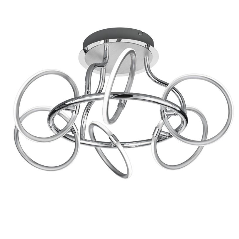 home24 LED-Deckenleuchte Olympus