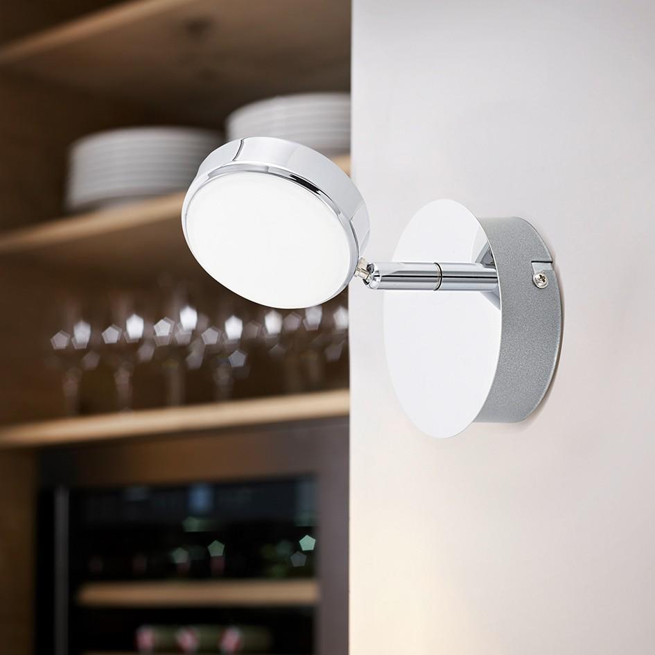 Led-wandlamp Salto