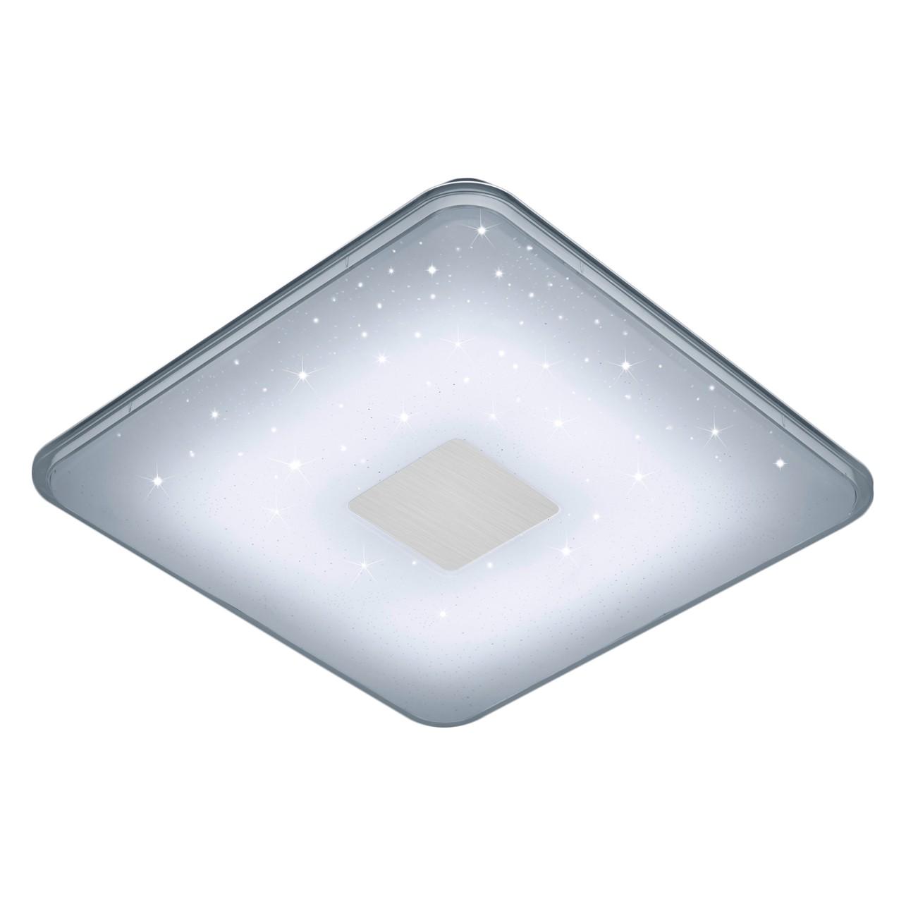 EEK A+, Plafonnier LED Samurai - Plexiglas / Métal - 1 ampoule, Trio