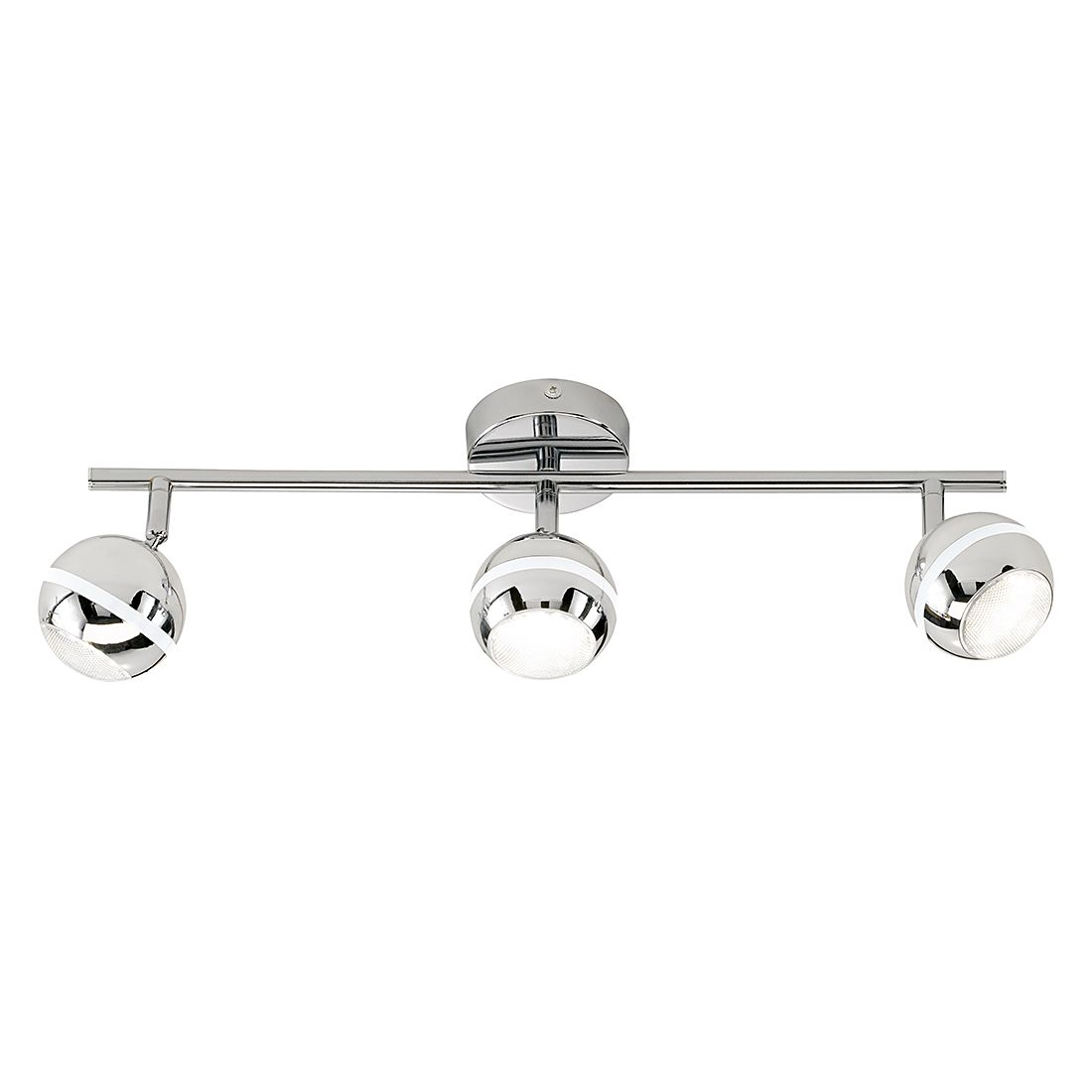 home24 LED-Deckenstrahler Leadri