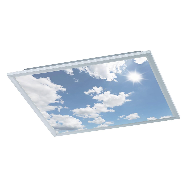home24 LED-Deckenleuchte Yokote