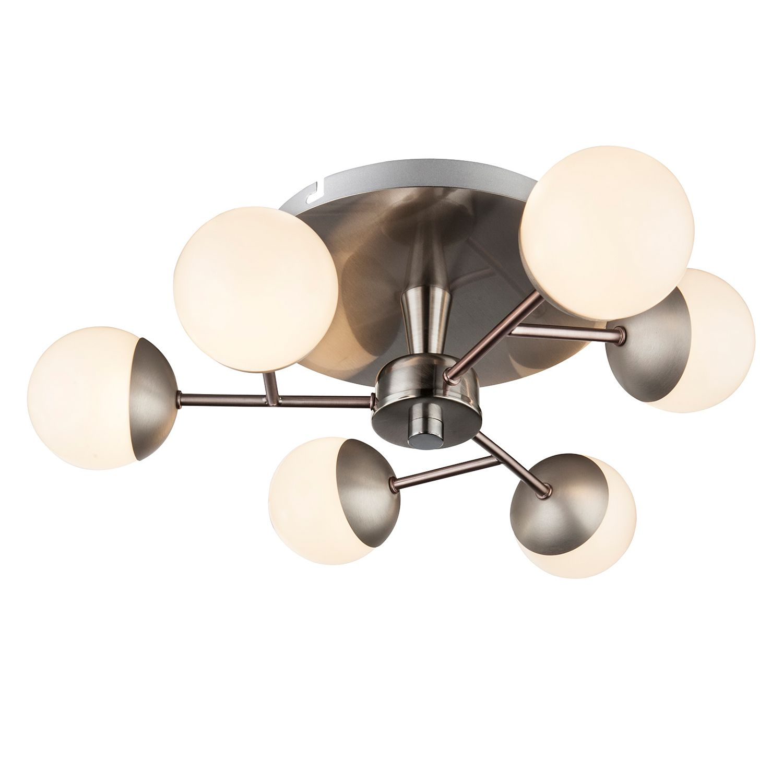 home24 LED-Deckenleuchte Marta Wing