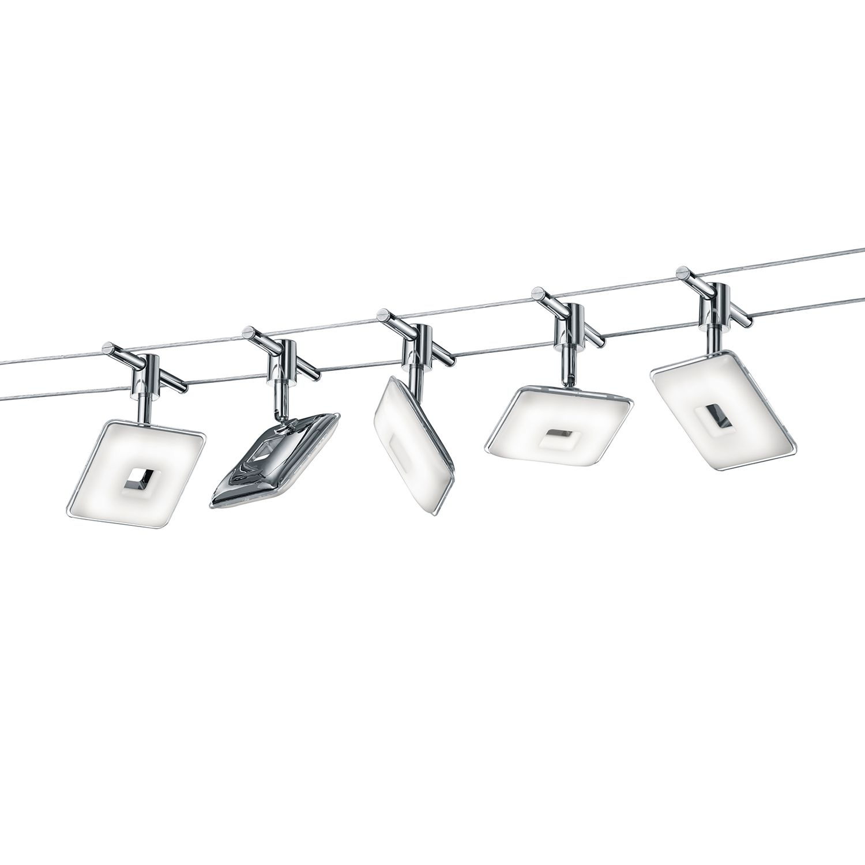 LED-Deckenleuchte Pontius