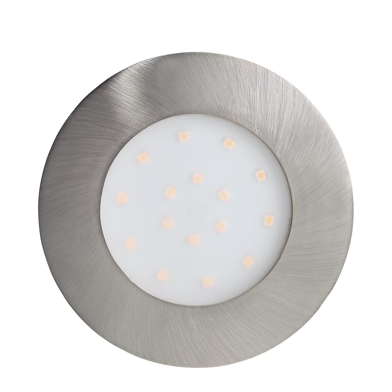 LED-Einbauleuchte Pineda-Ip | Lampen > Strahler und Systeme > Möbelaufbaustrahler | Silber | Kunststoff | Eglo