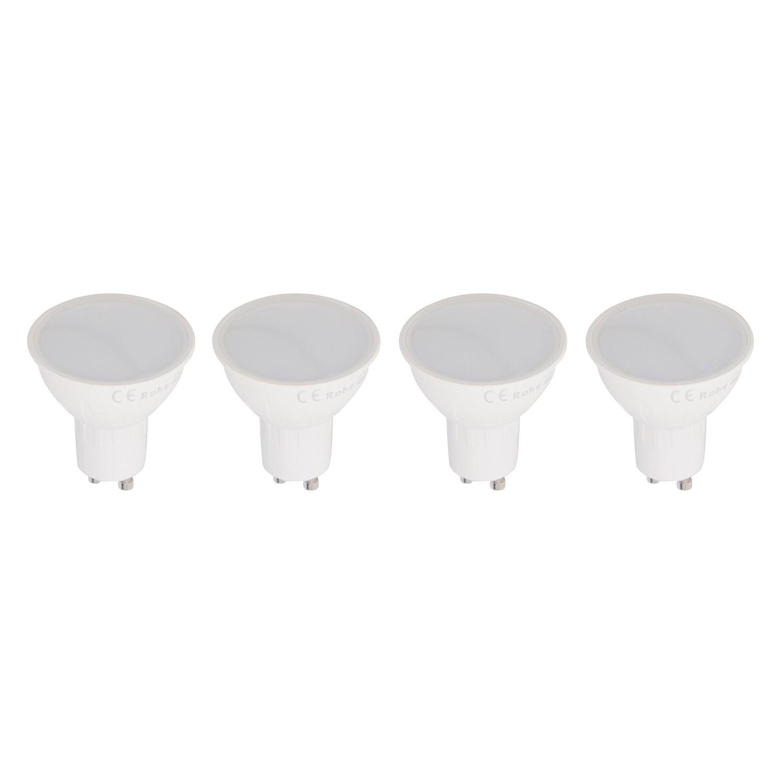 home24 LED-Leuchtmittel Belleville (4er-Set) | Lampen > Leuchtmittel > Led | Weiss | Naeve