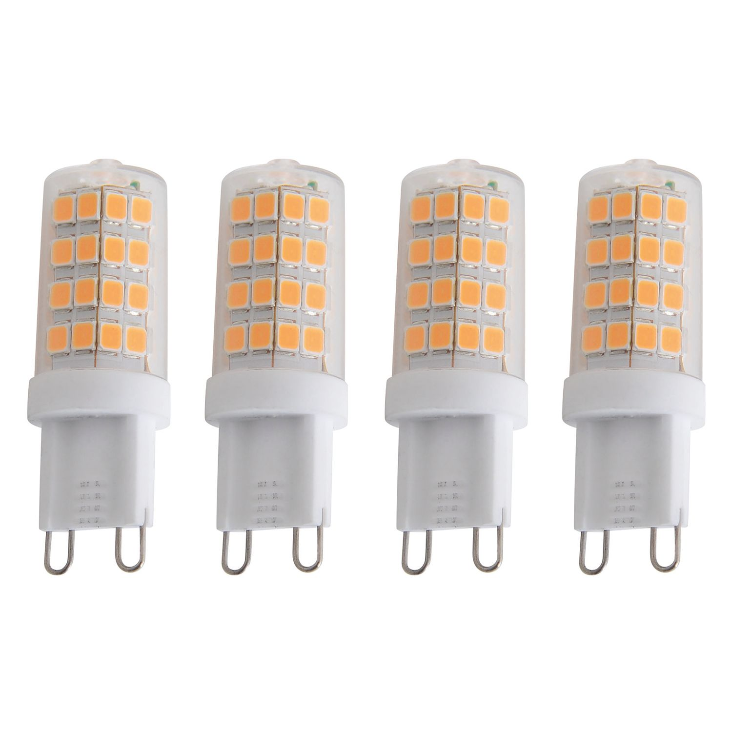 home24 LED-Leuchtmittel Catalina (4er-Set) | Lampen > Leuchtmittel > Led | Naeve