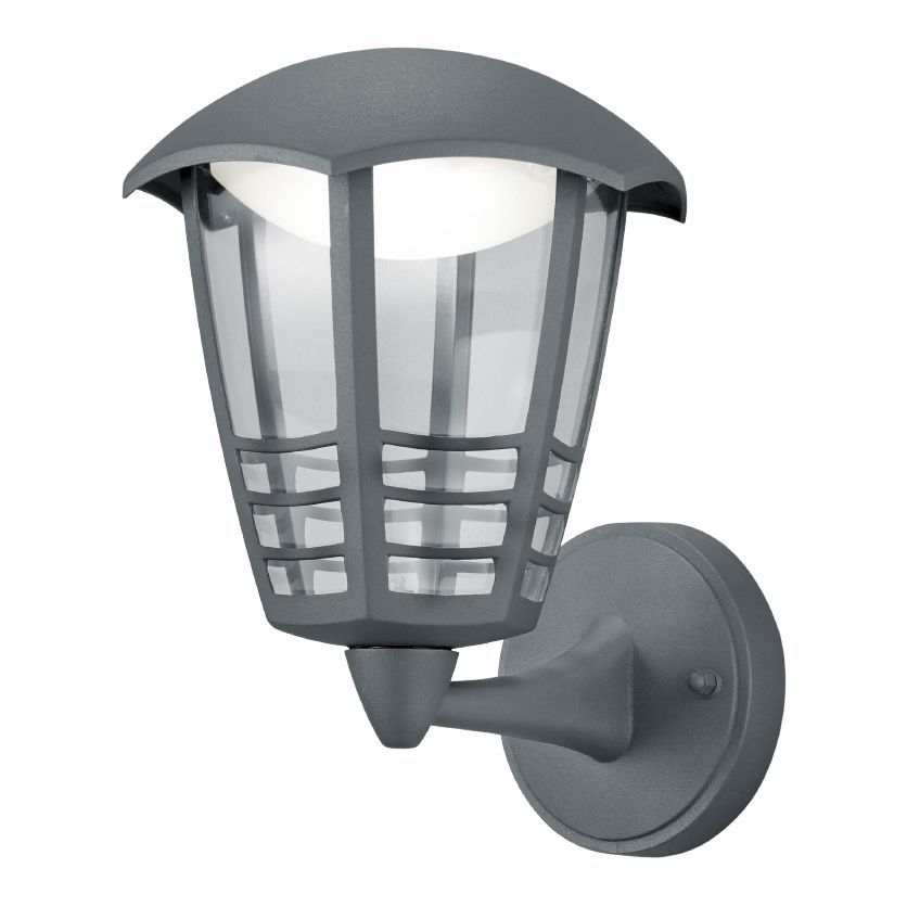 home24 LED-Wandleuchte Alma Shine I