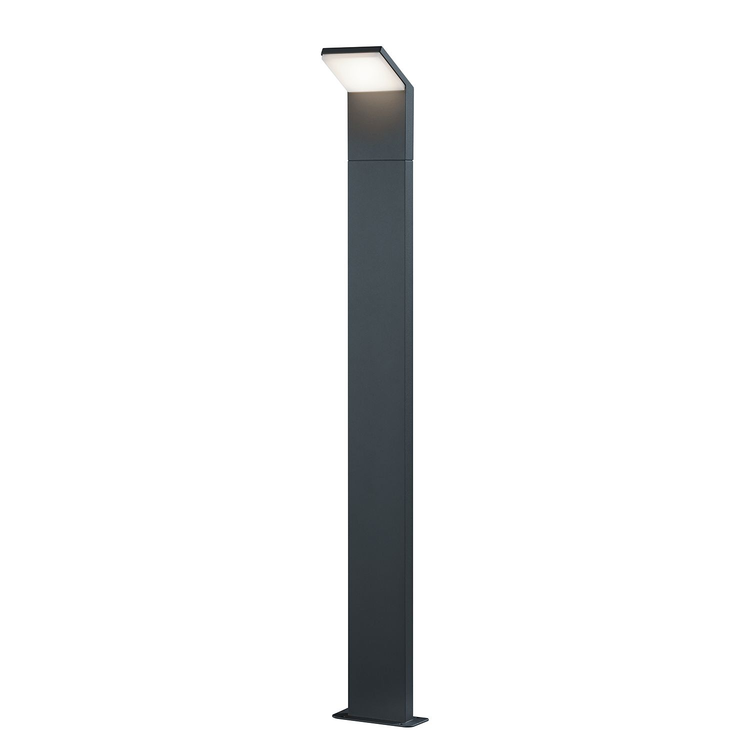 home24 LED-Stehleuchte Pearl III