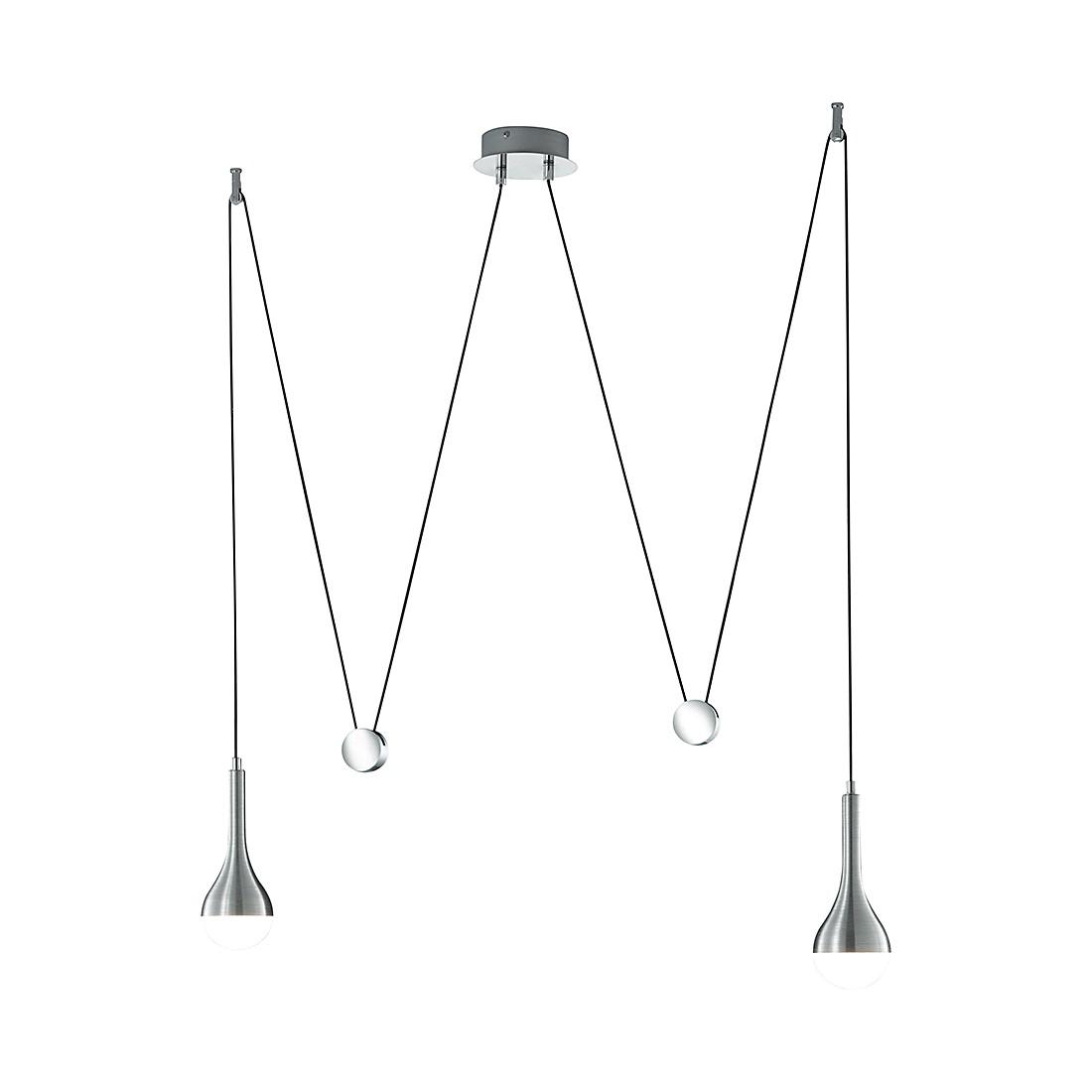 home24 LED-Pendelleuchte Drops