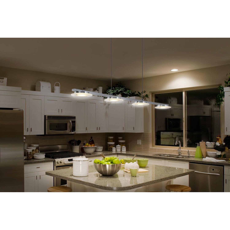 home24 LED-Pendelleuchte
