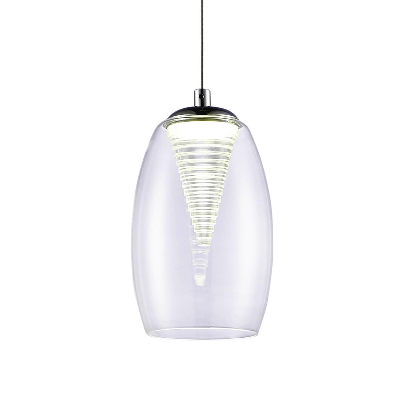 Suspension LED Metropolis Spiral I