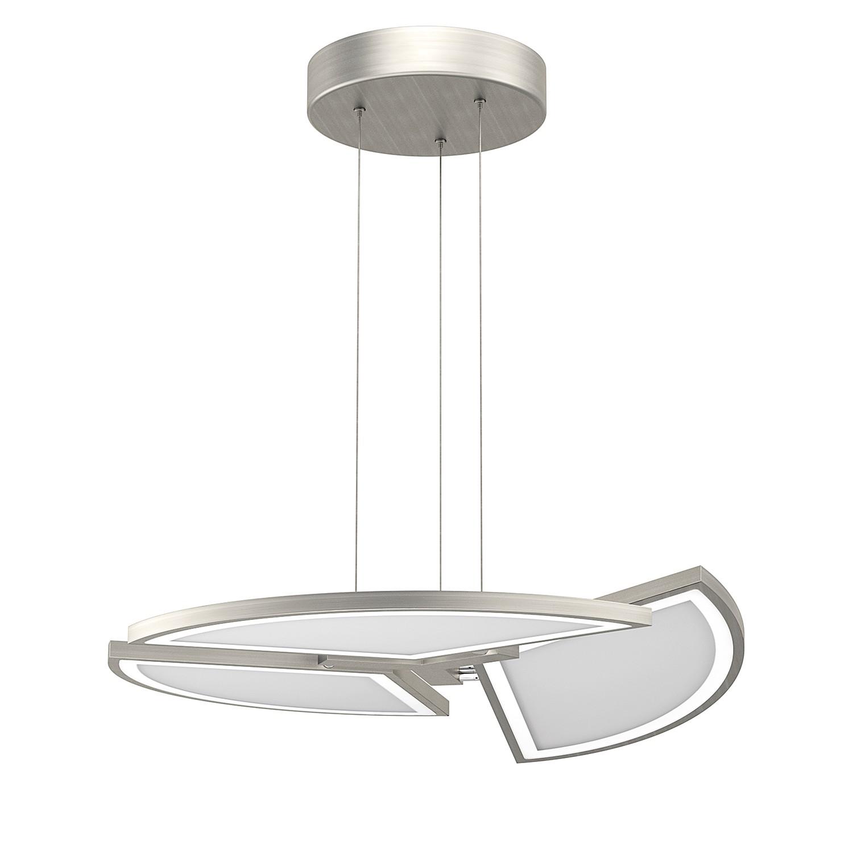 home24 LED-Pendelleuchte Movil II