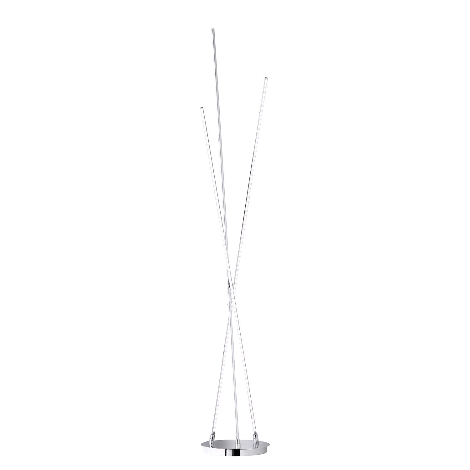 home24 LED-Standleuchte Camp